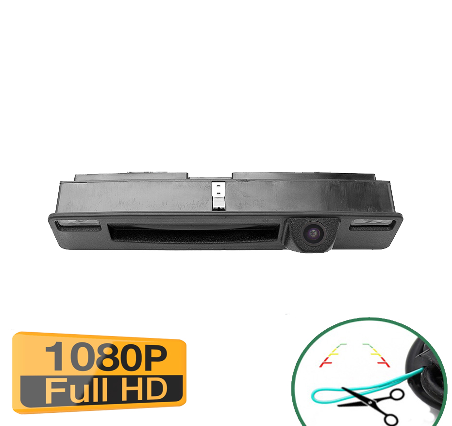 Caméra de recul Ford Focus - qualité Full HD 1080P