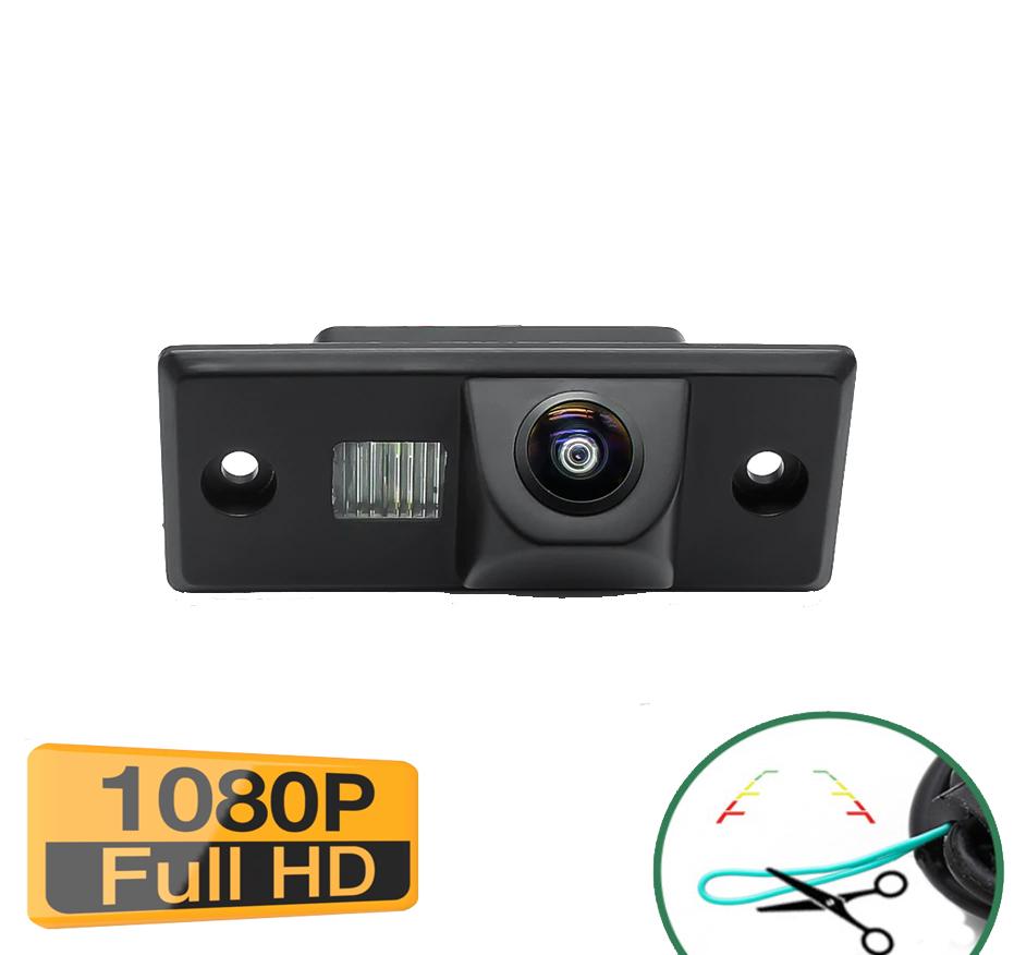 Caméra de recul Volkswagen Touareg, Tiguan, Golf Passat Polo - qualité Full HD 1080P