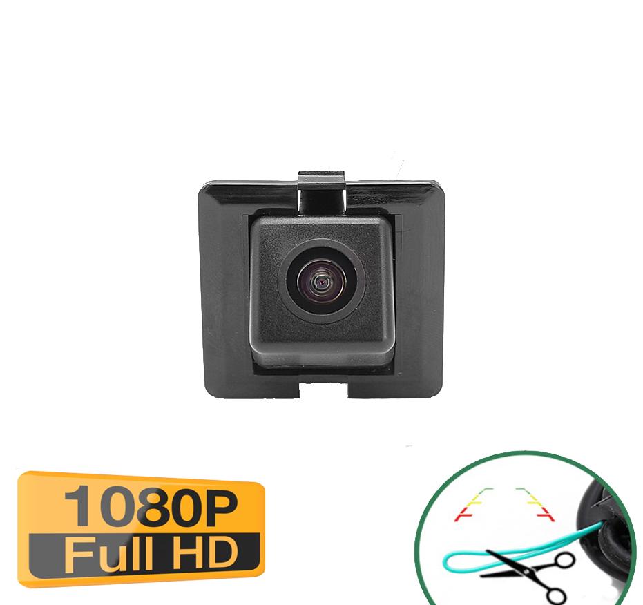 Caméra de recul Toyota Land Cruiser de 2010 à 2016 - qualité Full HD 1080P
