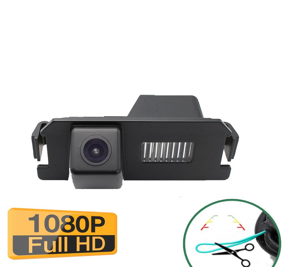 Caméra de recul Hyundai I10 I20 I30 - qualité Full HD 1080P
