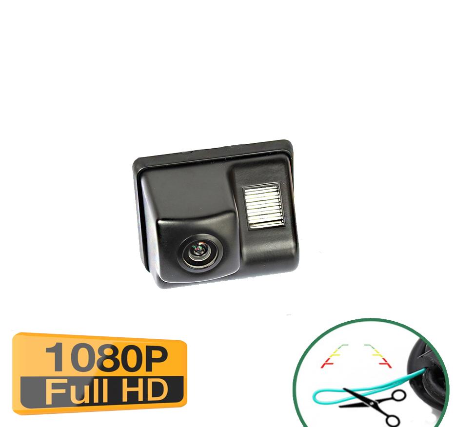 Caméra de recul Mazda 3 6 CX-5 CX-7 CX-9  - qualité Full HD 1080P