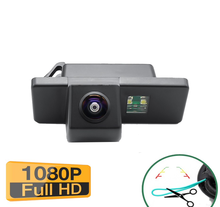 Caméra de recul Nissan Juke Qashqai Pathfinder Navara - qualité Full HD 1080P