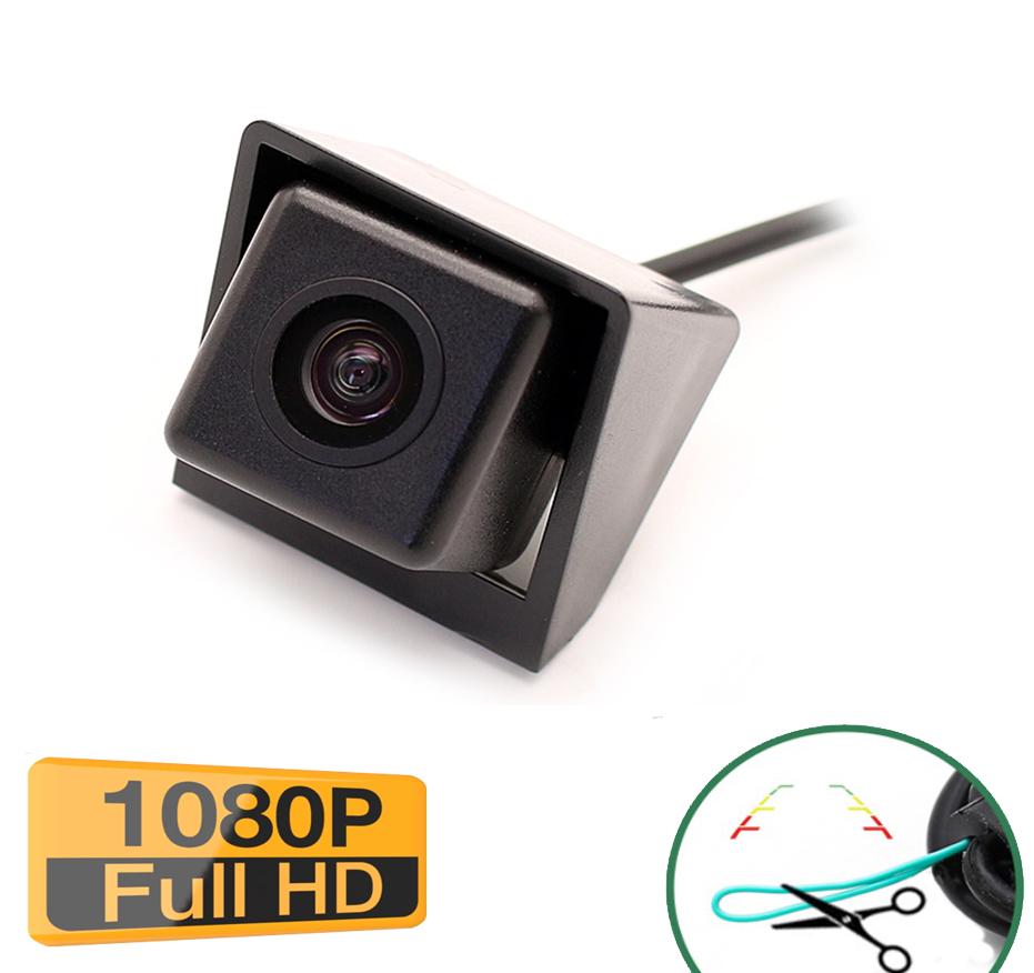 Caméra de recul Ssangyong Actyon Korando - qualité Full HD 1080P