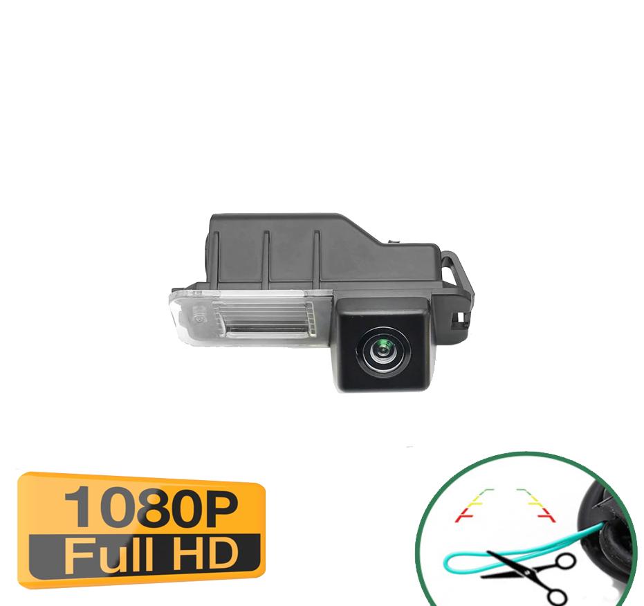 Caméra de recul Volkswagen Passat CC Polo Golf de 2008 à 2014 qualité Full HD 1080P