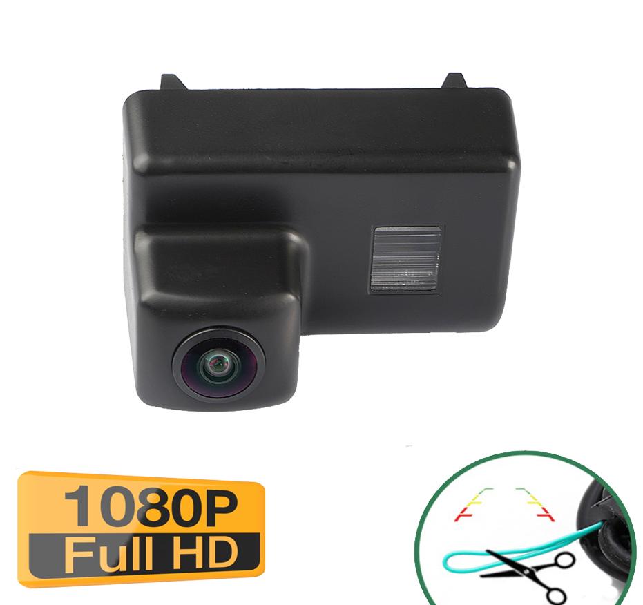 Caméra de recul Peugeot 206 207 307 407 508 - qualité Full HD 1080P