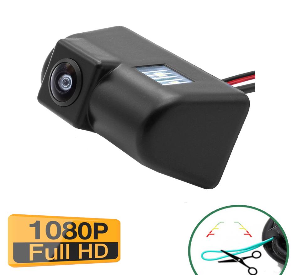 Caméra de recul Ford Transit Connect - qualité Full HD 1080P