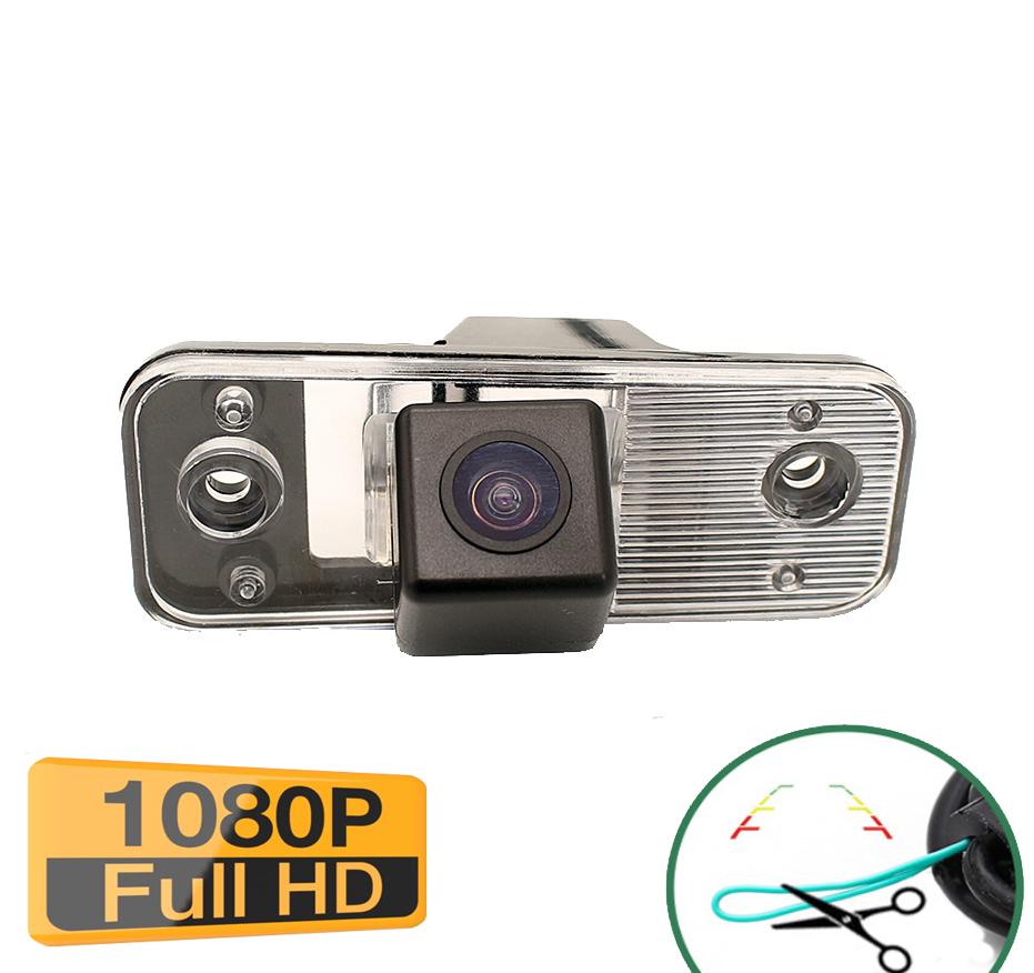 Caméra de recul Hyundai Santa Fe - qualité Full HD 1080P