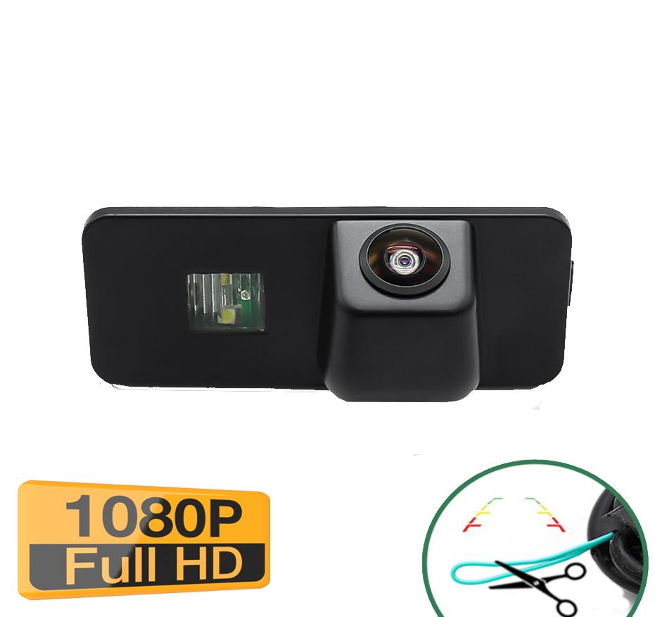Caméra de recul Skoda Superb de 2004 à 2009 - qualité Full HD 1080P