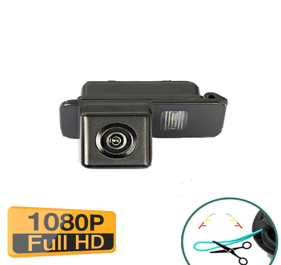Caméra de recul Ford Mondeo Fiesta Focus S-Max Kuga - qualité Full HD 1080P
