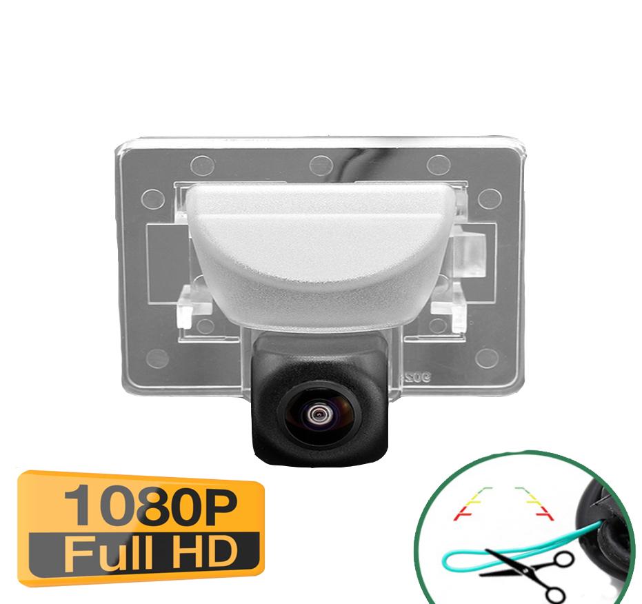 Caméra de recul Mazda 5 de 2006 à 2010- qualité Full HD 1080P