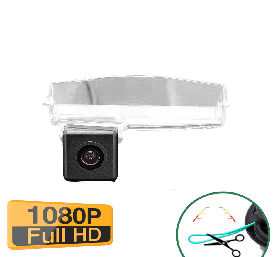 Caméra de recul Mazda 2 et 3 de 2004 à 2013- qualité Full HD 1080P