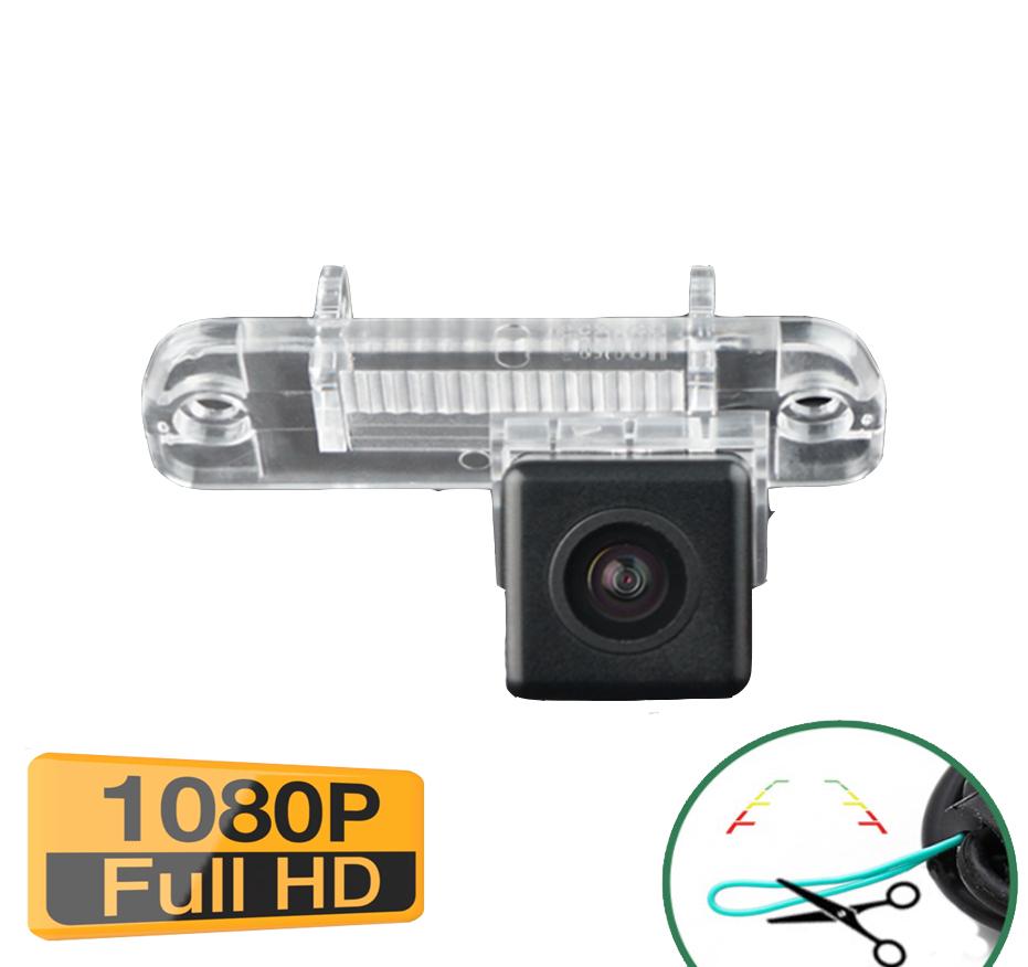 Caméra de recul Mercedes Classe R GLS SLK CLS ML - qualité Full HD 1080P