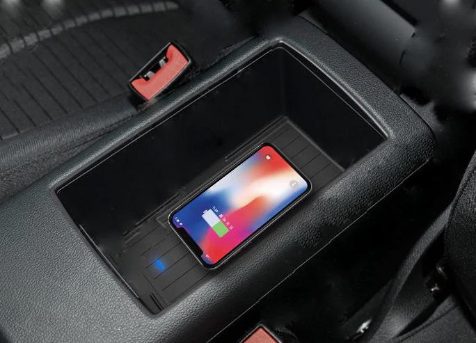 Chargeur à induction 10W iPhone, Xiaomi, Huawei et Samsung pour Audi A3 de 2012 à 2017