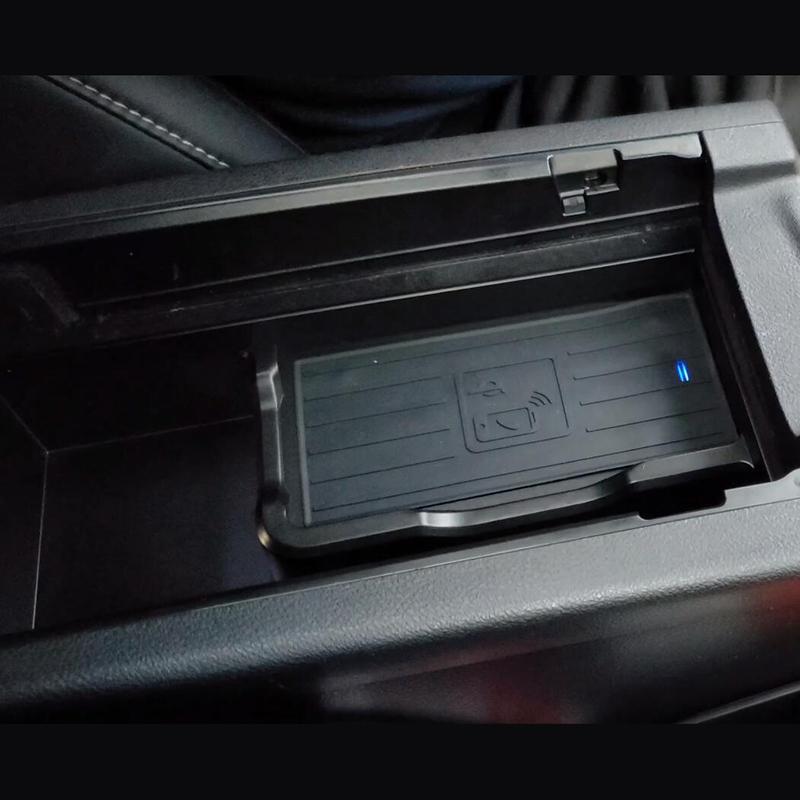 Chargeur à induction 10W iPhone, Xiaomi, Huawei et Samsung pour Lexus ES 200/ 250/ 300h/ 350 de 2013 à 2018