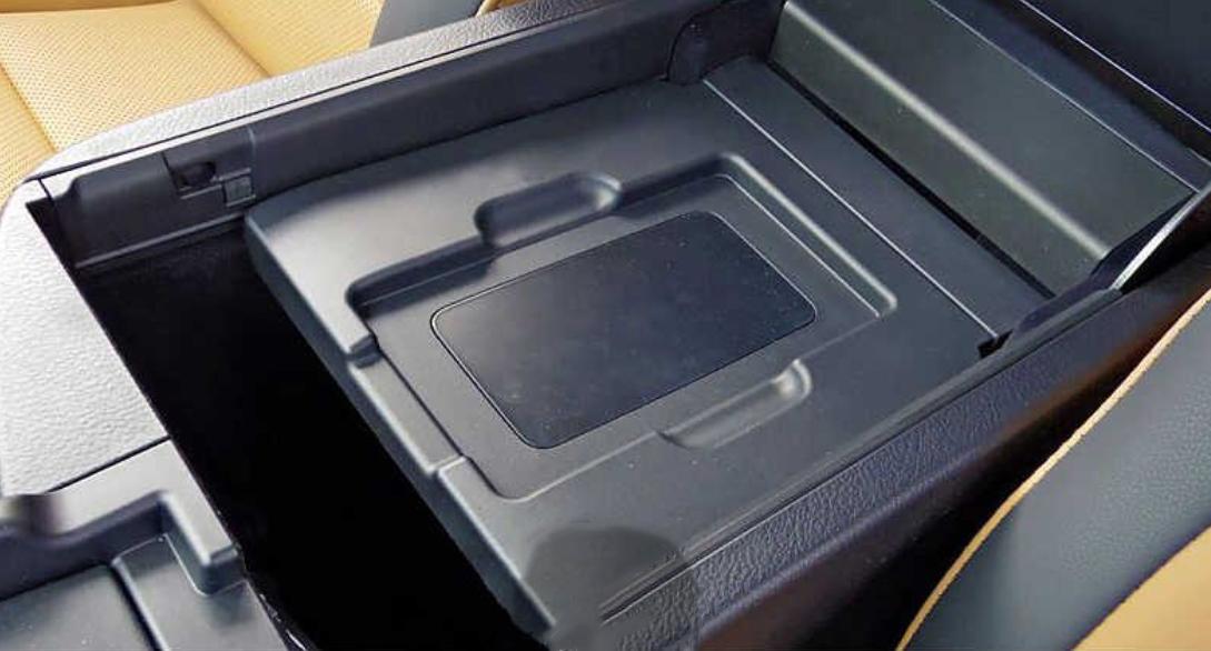 Chargeur à induction 10W iPhone, Xiaomi, Huawei et Samsung pour Lexus NX de 2015 à 2018
