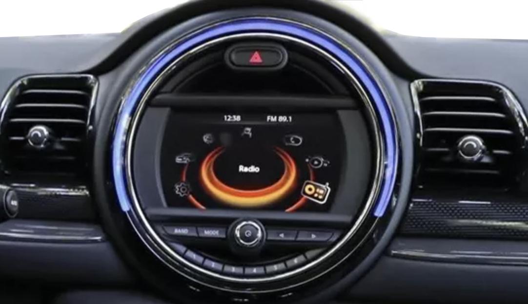 Ecran tactile Android 10.0 avec Apple Carplay Bluetooth Mini Clubman F54 de 2015 à 2019