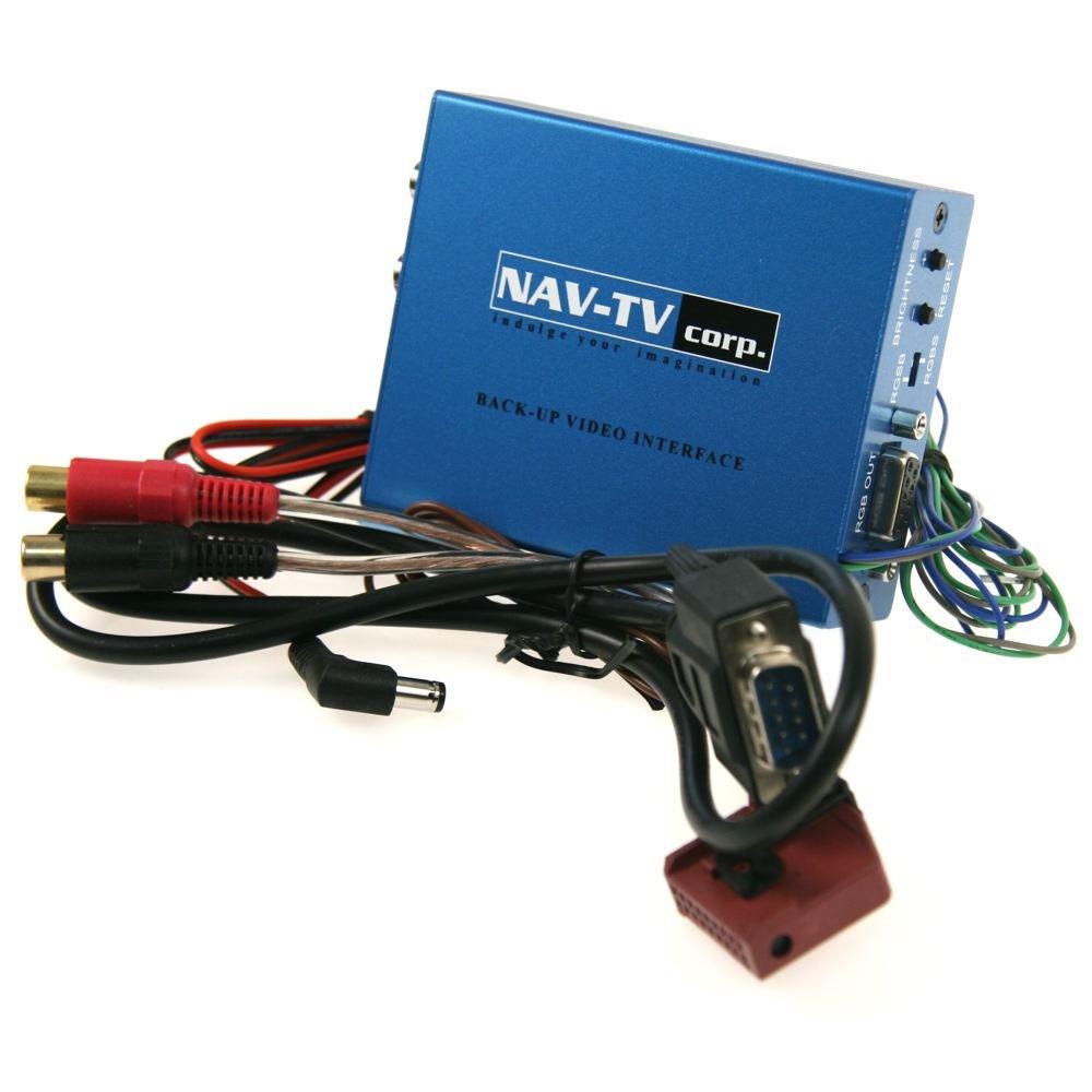 NTV-KIT078 - Interface audio & vidéo Volkswagen Touareg de 2004 à 2008