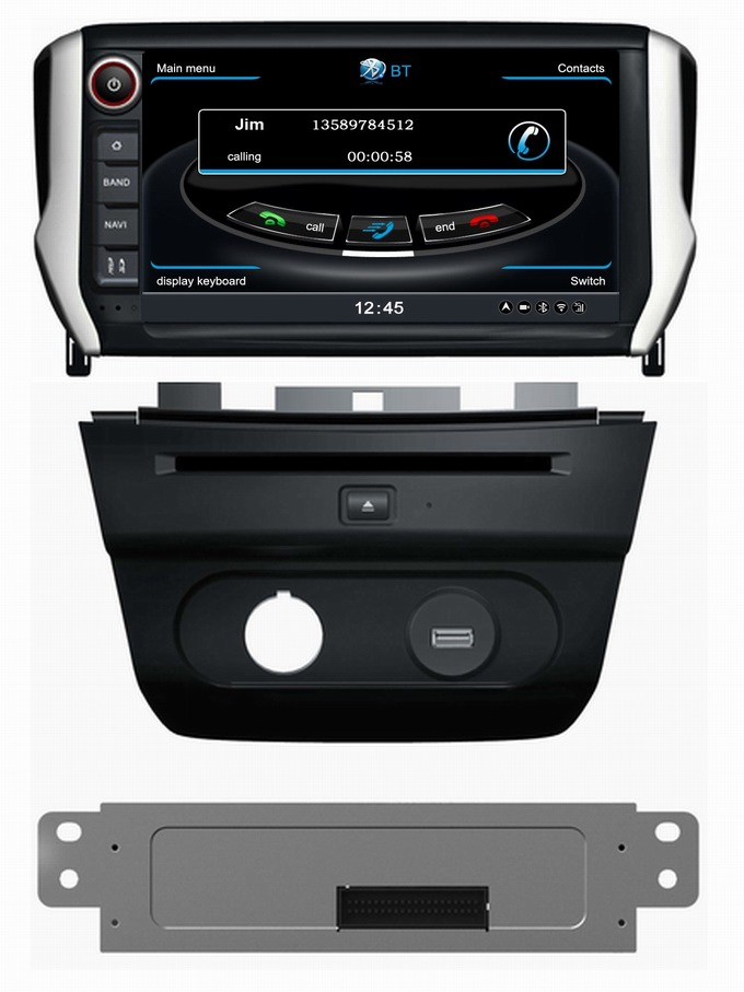 autoradio gps peugeot 208 et 2008 ecran tactile 8 pouces hightech. Black Bedroom Furniture Sets. Home Design Ideas