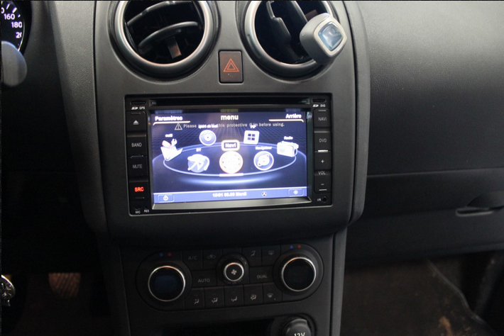 autoradio gps dvd nissan qashqai x trail micra note. Black Bedroom Furniture Sets. Home Design Ideas