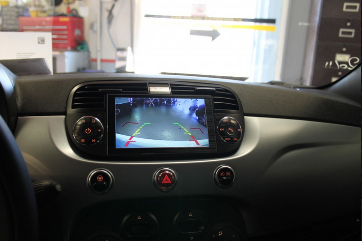 autoradio gps fiat 500 ecran tactile android wifi dvd. Black Bedroom Furniture Sets. Home Design Ideas