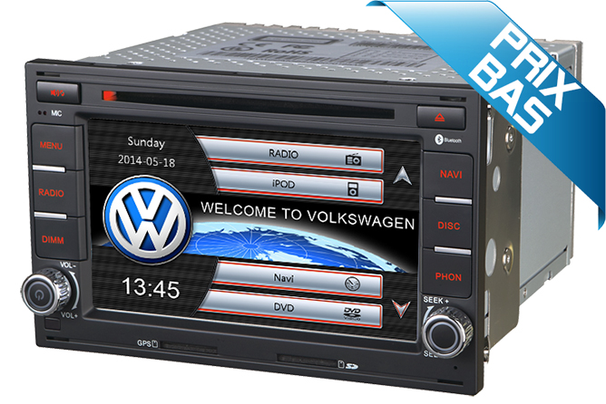 autoradio gps dvd volkswagen golf 4 autoradio polo lupo. Black Bedroom Furniture Sets. Home Design Ideas
