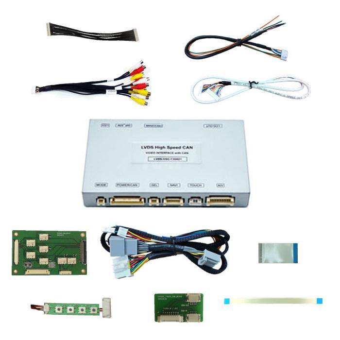 interface multim u00e9dia a  v evoque discovery 4 et freelander