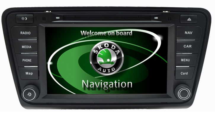 autoradio gps skoda octavia autoradio gps tactile skoda. Black Bedroom Furniture Sets. Home Design Ideas