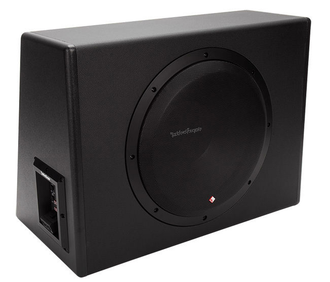 subbox p300 12 caisson bassreflex actif 30 cm subwoofer int gr hightech privee. Black Bedroom Furniture Sets. Home Design Ideas