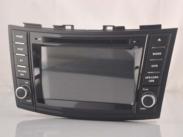 autoradio gps dvd suzuki swift depuis 2011 cran tactile 7 hightech privee. Black Bedroom Furniture Sets. Home Design Ideas