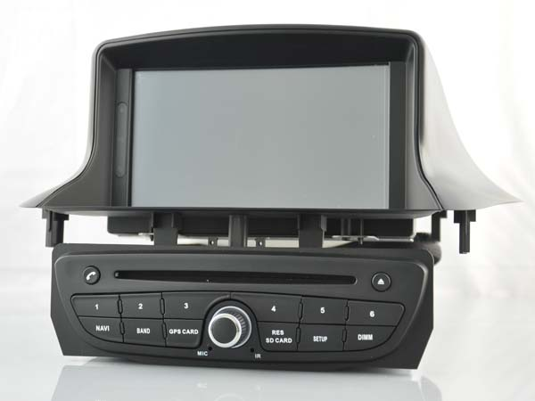 autoradio gps renault megane 3 de 2008 2011 gps dvd bluetooth hightech privee. Black Bedroom Furniture Sets. Home Design Ideas