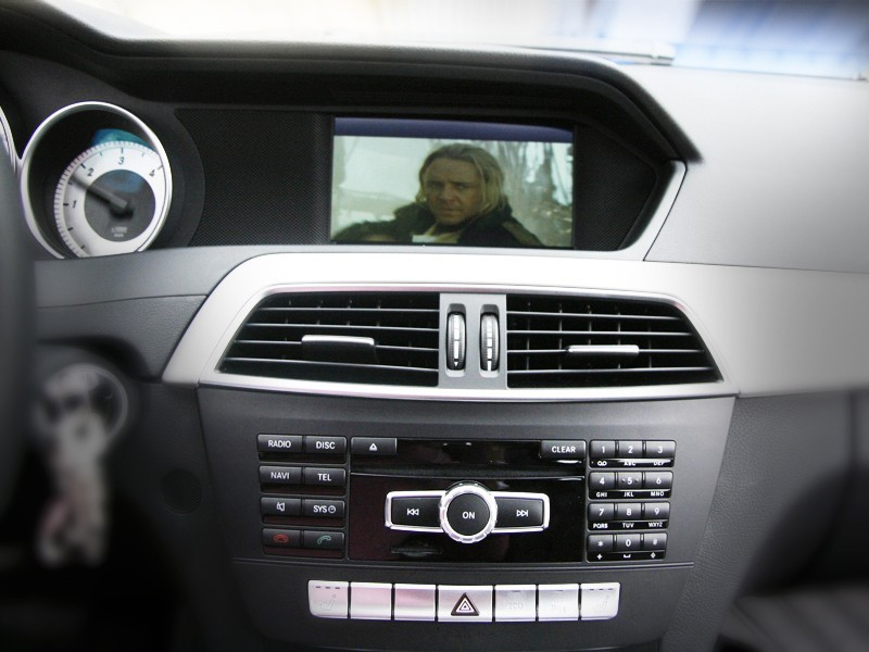 Interface Vid 233 O Cam 233 Ra De Recul Mercedes Ntg 4 5 Classe A