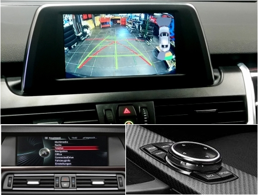 interface audio vid o autoradio bmw cic high nbt hightech. Black Bedroom Furniture Sets. Home Design Ideas