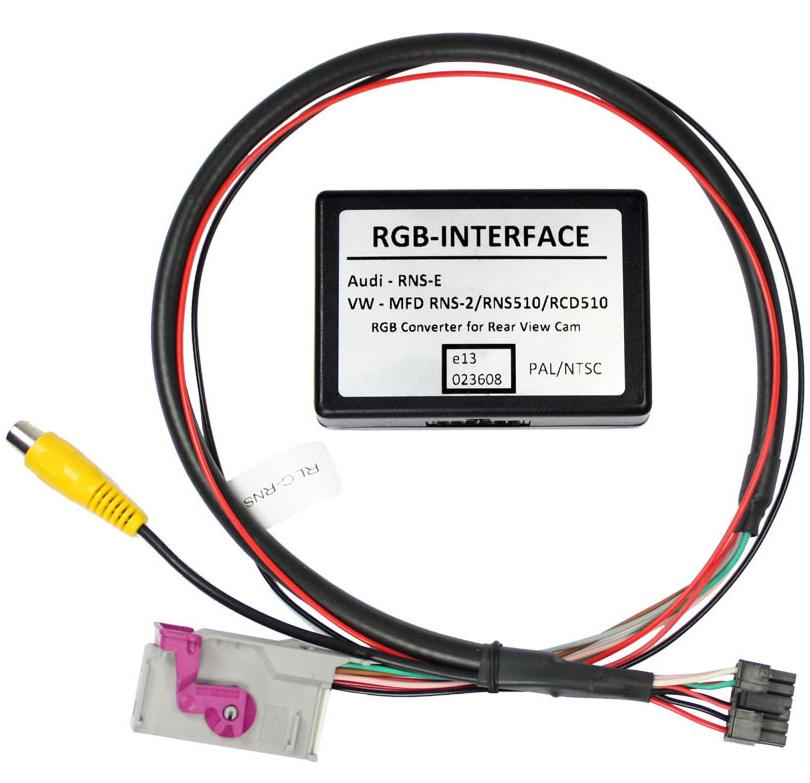 Aliexpress Com Buy Longate Rns510 Camera In Input: Interface Caméra De Recul Audi A3 A4 A6 Et TT RNS-E