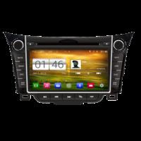 Autoradio Android GPS Hyundai i30 depuis 2013