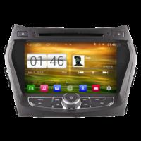 Autoradio Android écran tactile GPS DVD Hyundai Santa Fe depuis 2012