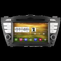 "Autoradio GPS Wifi Bluetooth Android Hyundai IX35 de 2010 à 2013 - écran 7"""