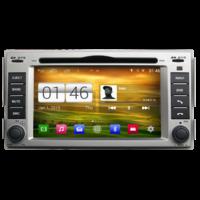 Autoradio Android écran tactile GPS DVD Hyundai Santa Fe de 2006 à 2012