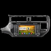Autoradio GPS Android Wifi Kia Rio de 09/2011 à 2015