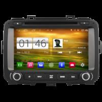 Autoradio Android 4.4.4 GPS Kia Carens depuis 2013