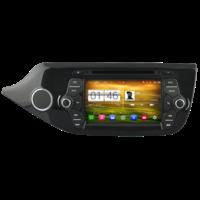 Autoradio GPS Wifi Bluetooth Android Kia Cee'd depuis 2013