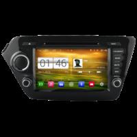 Autoradio Android écran tactile GPS DVD Kia Rio de 2011 à 2013
