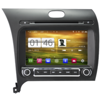 Autoradio Android 4.4.4 Wifi GPS Waze Kia Cerato depuis 2013