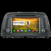 Autoradio Android 4.4.4 GPS Mazda CX-5 depuis 2012