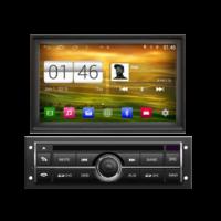 Autoradio Android 4.4.4 GPS Mitsubishi L200, Pajero, Montero, Nativa & Triton