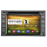 Autoradio GPS Wifi Bluetooth Android Nissan Cube, Micra, Note, X-Trail, Qashqai, Pathfinder, Versa, Juke, Navara & Patrol
