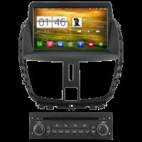 Autoradio Android écran tactile GPS DVD Peugeot 207