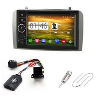 Pack Autoradio GPS Android Wifi Alfa Romeo 147 & GT