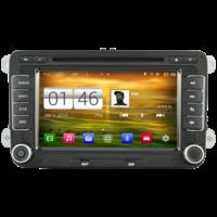 "Autoradio Android 4.4.4 GPS Skoda Octavia, Fabia, Yeti, Superb, Roomster, Praktik - Ecran 6,5"""