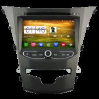 Autoradio GPS Android Wifi Ssangyong Korando depuis 2014
