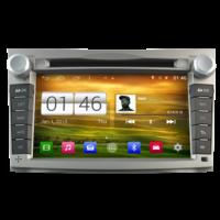 Autoradio Android écran tactile GPS DVD Subaru Legacy & Outback de 2010 à 2013